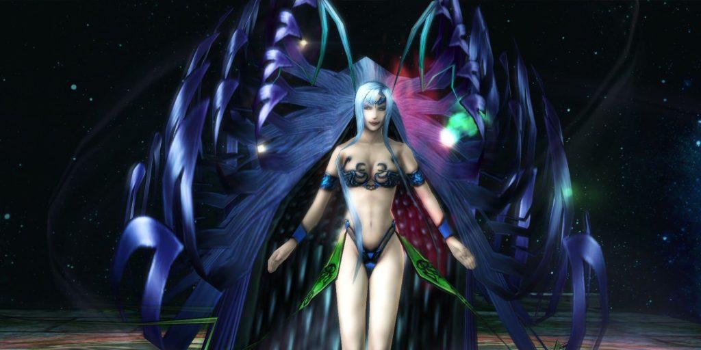 Леди Юналеска (Final Fantasy X/X-2)