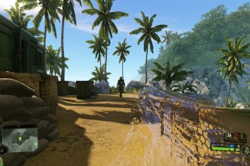 Crysis Remastered Trilogy выходит в октябре