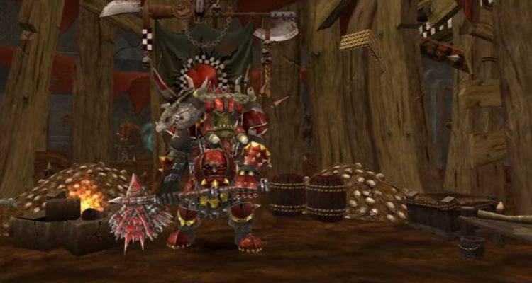 Давно устаревшая MMO Warhammer Online только что добавила два заброшенных города