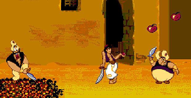Играли ли вы в… Disney's Aladdin?