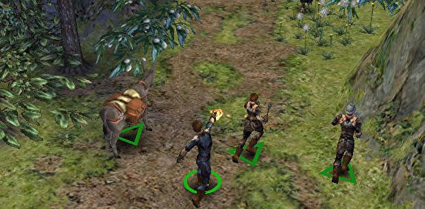 Играли ли вы в… Dungeon Siege?
