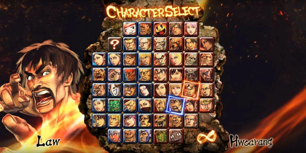 10 файтингов с крупнейшим набором персонажей