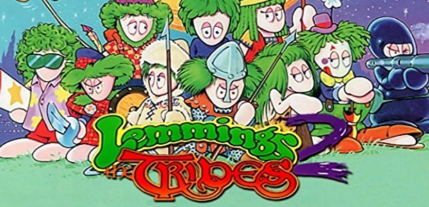 Играли ли вы в… Lemmings 2: The Tribes?