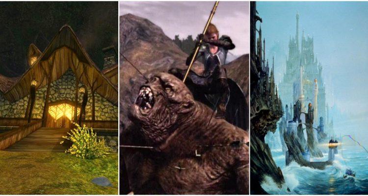 Средиземье: 10 мест, доступных лишь в видеоиграх