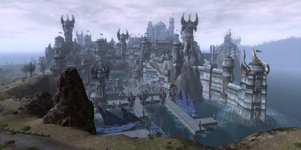 10 мест Средиземья, доступных лишь в видеоиграх