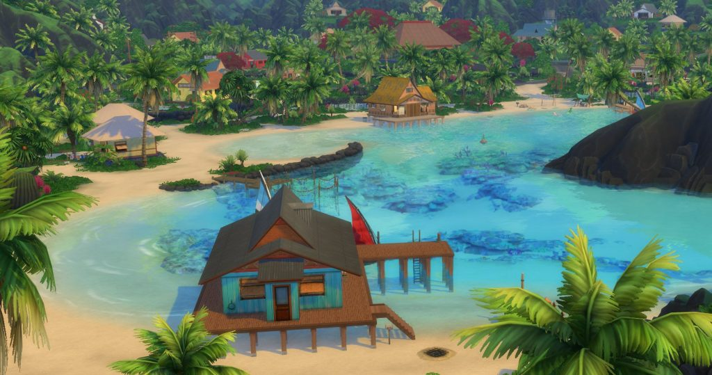 Sims 4: рейтинг миров