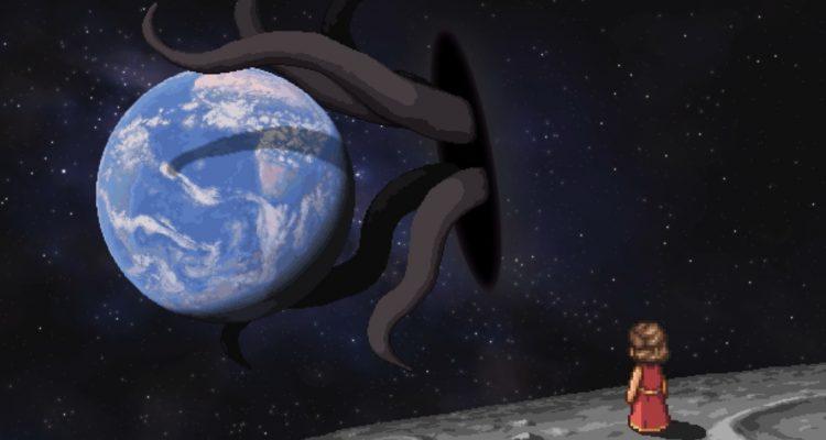 To the Moon 3 это тайна убийства во временной петле