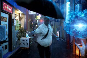 Трейлер Ghostwire: Tokyo превращает Сибуя в ад, кишащий Слендерменами