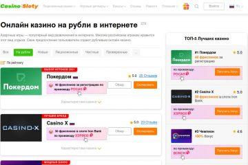 Как играть в онлайн казино на рубли в интернете?