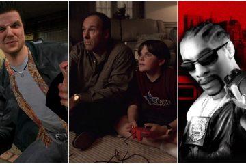 Клан Сопрано: 7 игр в эпизодах сериала